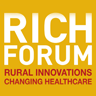 Rural Innovations Changing Healthcare (RICH) Forum