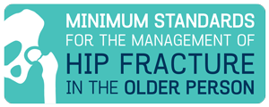 Minimum Standards for the Management of Hip Fracture in the Older Person Logo