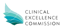 Clinical Excellence Commission Logo