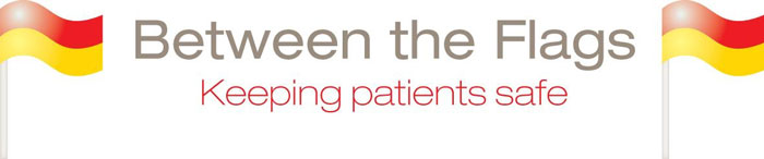Between the Flags - keeping patients safe