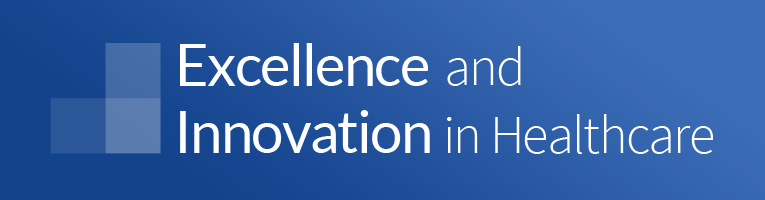 Excellence and Innovation in Healthcare Logo