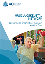 Osteoarthritis Chronic Care Program Model of Care